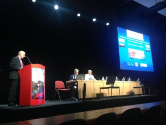 ISAKOS Meeting 2015, Speaker Professor Osti