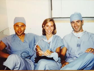 UCLA Orthopedic Department 1993, Leonardo Osti MD, SH Liu MD