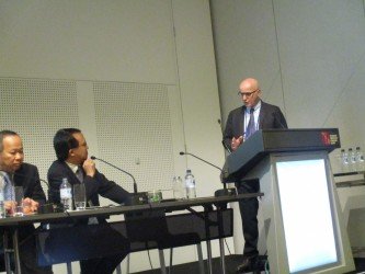 Asia Pacific Orthopedic Association, Melbourne 2016, Speaker Professor Osti